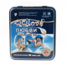 Таблетки для мужской потенции QQ Love Таблетка любви (10 табл.)