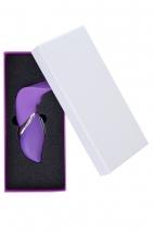 Вибратор LEXY Diana, фиолетовый (7 режимов вибрации)
