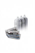 Презервативы Luxe КОНВЕРТ, Тринадцатый раунд, киви, 18 см., 3 шт.