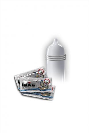 Презервативы Luxe КОНВЕРТ, Парный слалом, 18 см., 3 шт.