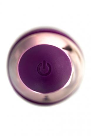 Вибростимулятор для двоих L'EROINA by TOYFA Flo, 10 режимов вибрации